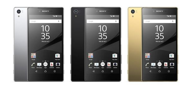 Test: le smartphone Android Sony Xperia Z5 Premium