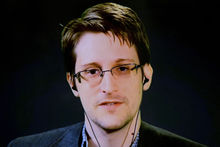 Edward Snowden, REUTERS/Andrew Kelly