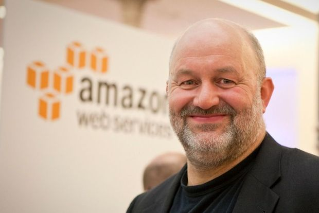 Werner Vogels, cto d'Amazon