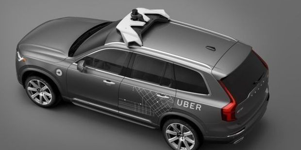 Uber déplace son test de voitures autonomes en Arizona