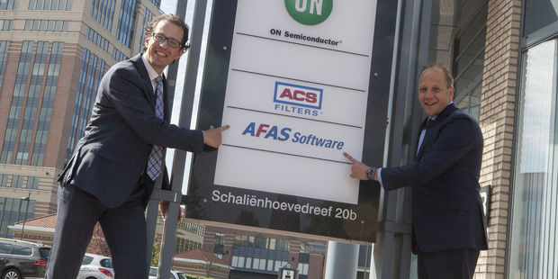 AFAS Software Belgique change de direction