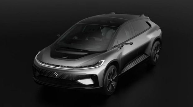 Faraday Future FF91, .