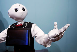 Brussels Airport va utiliser le robot Pepper