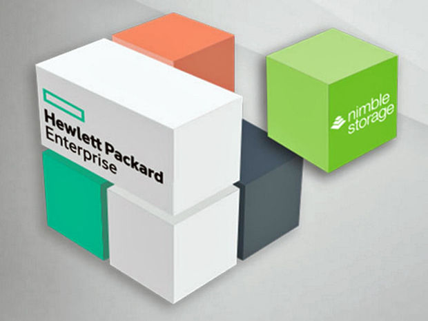 Hewlett Packard Enterprise s'empare définitivement de Nimble Storage