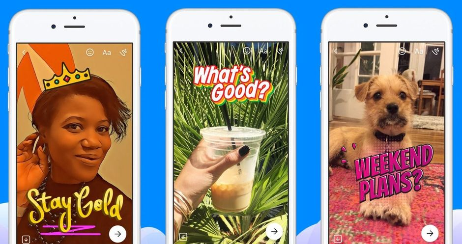 Facebook lance son propre clone de Snapchat Stories: Day