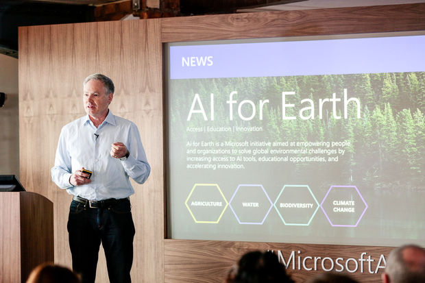Eric Horvitz, technical fellow et managing director de Microsoft Research
