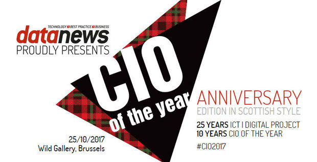 "CIO of the Year 2013: ""Se remettre en question, continuellement"""