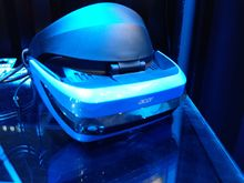 Acer mixed reality headset., .